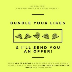 Other - Bundle and save !